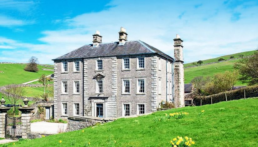 Typical of those badly hit is the Casterne Hall estate in the Peak District. The house, with 182 acres, has been put on the market by Charles Hurt