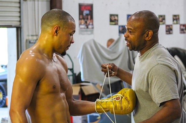 Jones Jnr has fought into his forties and has started training the likes of Chris Eubank Jr