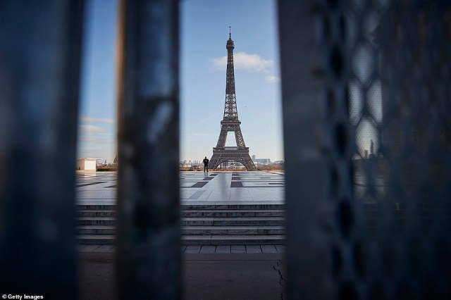 Legislators are scheduled to vote Tuesday on the bill, which also includes other security measures. It will then go to the French senate