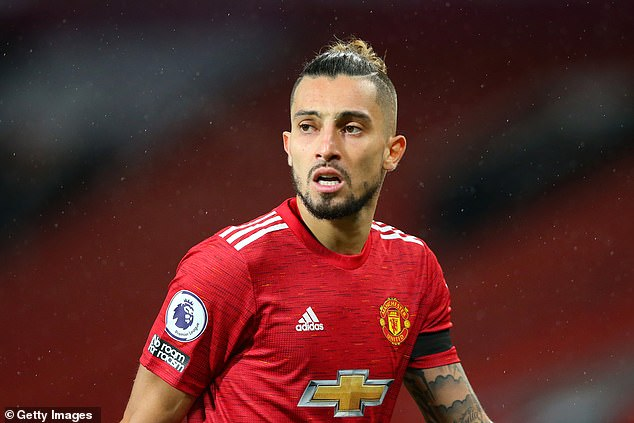 Alex Telles was solid if not spectacular on his Premier League debut at Old Trafford