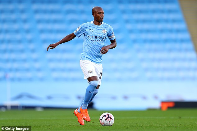 The absence of Fernandinho has affected City, and the title chasers need the midfielder back