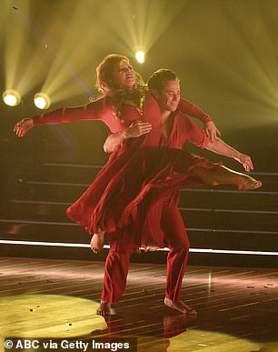 Repeats: On Monday's final episode, each contestant and their dance pro partner will repeat one of their favorite performances from earlier in the season