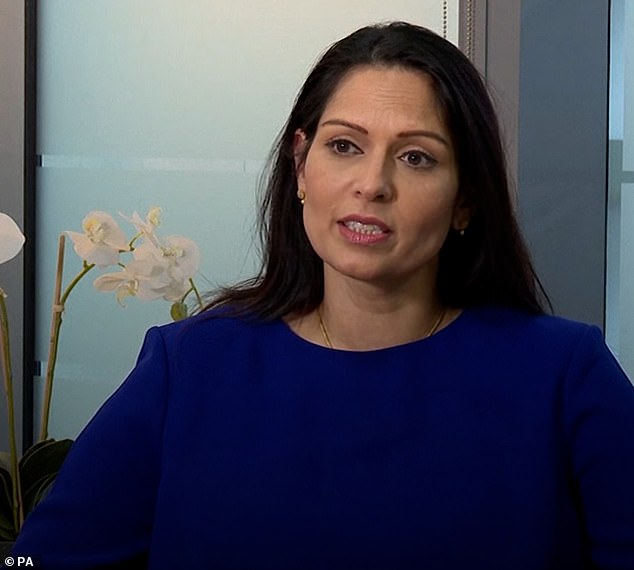 Imagine if Priti Patel (pictured) was a Labour Minister ¿ the reaction to Sir Alex Allan's inquiry into her conduct at the Home Office would be very different