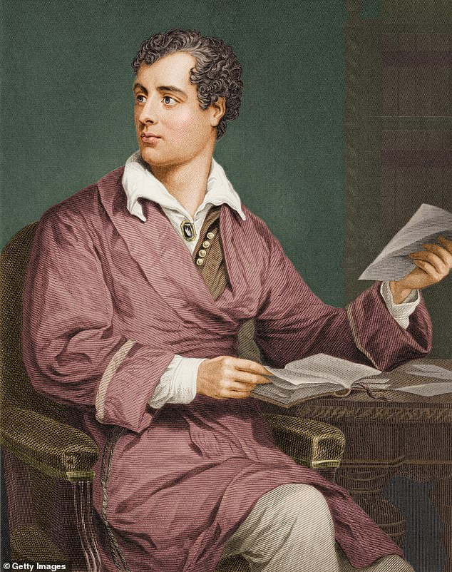 Lord Byron, who died in 1824, has been identified as a beneficiary of slavery because of his great-grandfather's and uncle's involvement in the trade