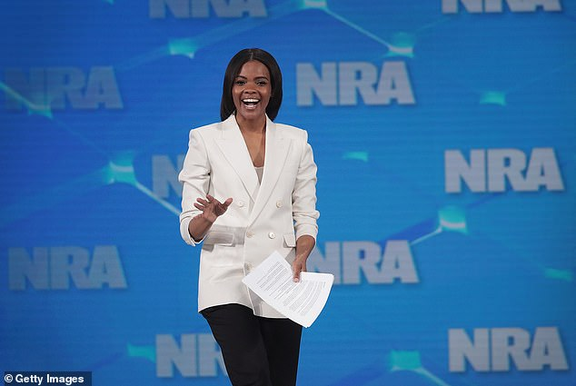Not everyone shares AOC's opinion. Candace Owens, the conservative commentator, doubled down on her criticism of Styles, renewing her calls to 'bring back manly men' after she slammed the former One Direction star for wearing a dress on the cover of Vogue
