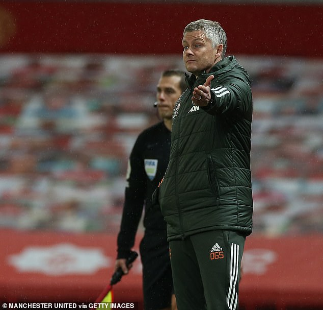 Ole Gunnar Solskjaer's side have been monitoringJohannesson but have yet to make an offer
