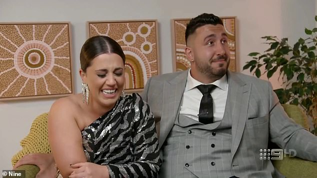 Great figures! Sarah and George were understandably ecstatic as they pocketed an incredible $650,0002 at auction, with a bid of $4,000,002, over their reserve of $3,350,000