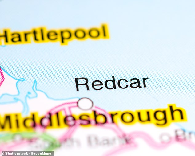 On the map:The old steel site at Redcar is now home to a pioneering clean energy project