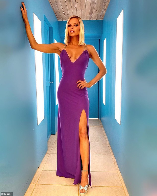 Not for her! The one food item you'll NEVER see in Sophie Monk's TV green rooms because of its bizarre side effects - as she reveals her go-to meals on set