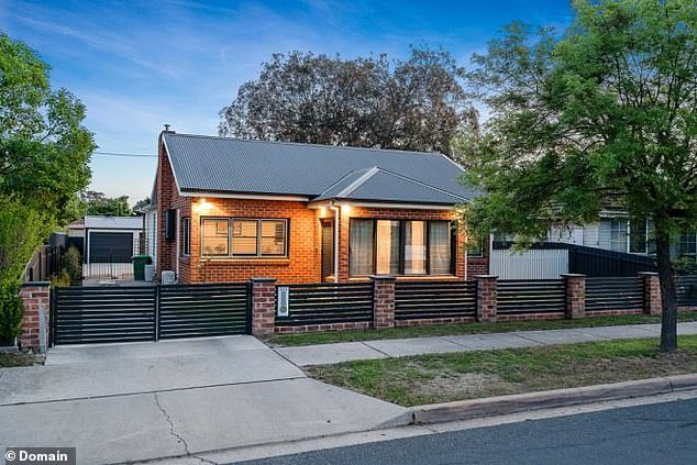 North Albury's median house price is $250,000 according to Domain, which means a weekly mortgage repayment is as little as $192