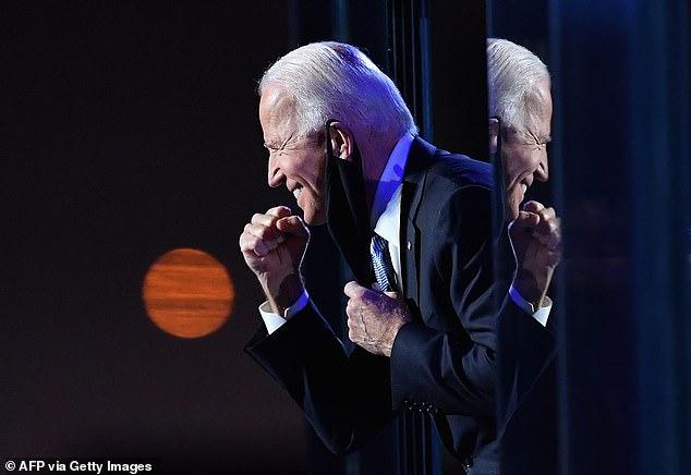 President-elect Joe Biden has passed 80 million votes