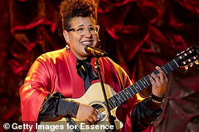 Alabama Shakes singer Brittany Howard five honors also spanned categories, maing her mark in Rock, Alternative, Roots and R&B