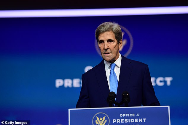 Biden appointed John Kerry as Special Presidential Envoy for Climate on Tuesday