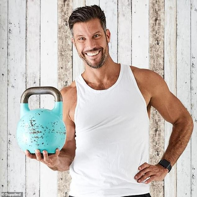 Revealed:The Bachelor's Sam Wood (pictured) has revealed the 'biggest mistake' people make when getting in shape