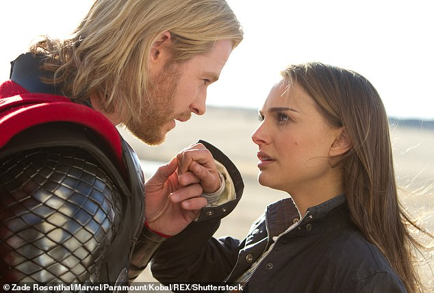 Thor: Love and Thunder went into pre-production in Sydney last week, with Natalie reprising her role asastrophysicist Jane Foster. Here in Thor, 2011