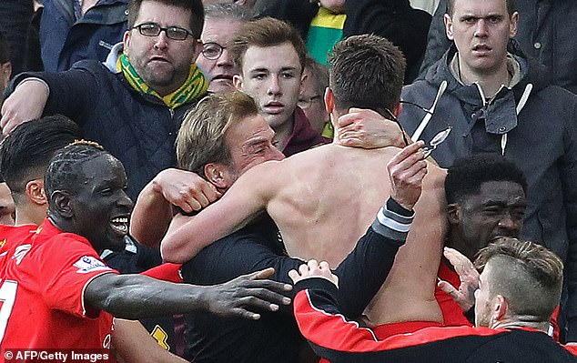 A sharp turnaround led to Norwich 4-5 Liverpool, one of the most epic Premier League games