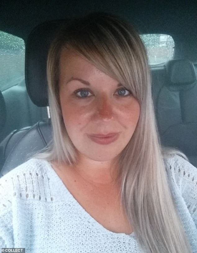 Kayleigh White, a support worker from Staffordshire, says she struggles with the idea that she can work with strangers but won't be able to spend Christmas with cherished family members