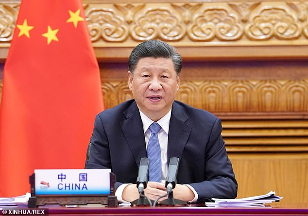 Message: China's president Xi Jinping became the latest world leader to speak to Joe Biden and called for 'healthy and stable' relations