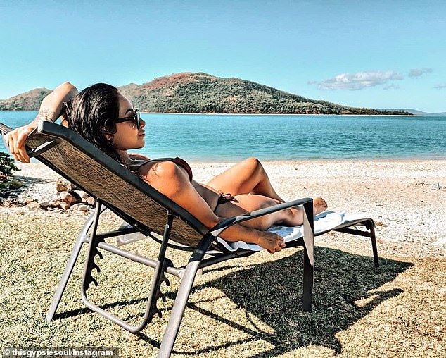 Australia's state borders are finally set to open after months of uncertainty in the face of the coronavirus crisis (pictured, Daydream Island in the Whitsundays, Queensland)