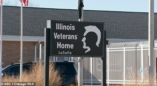 Nearly 200 residents and staff members at the Illinois Veterans Home at LaSalle have tested positive to the coronavirus since the beginning of this month. 27 veterans living at the facility have died from the disease in the past four weeks alone