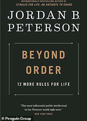 Canadian psychologist Jordan Peterson's new book, Beyond Order: 12 More Rules for Life, is being published by Random House Canada to the dismay of staff there