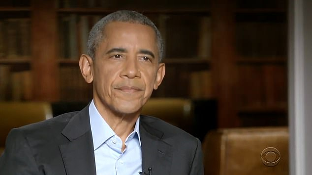 Former US President Barack Obama has admitted that Donald Trump 'exceeded' his worst nightmares during an interview with Stephen Colbert on The Late Show