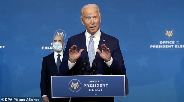 Joe Biden's team said it's not necessary for the president-elect to speak with Donald Trump but they are willing should the president want the sit-down