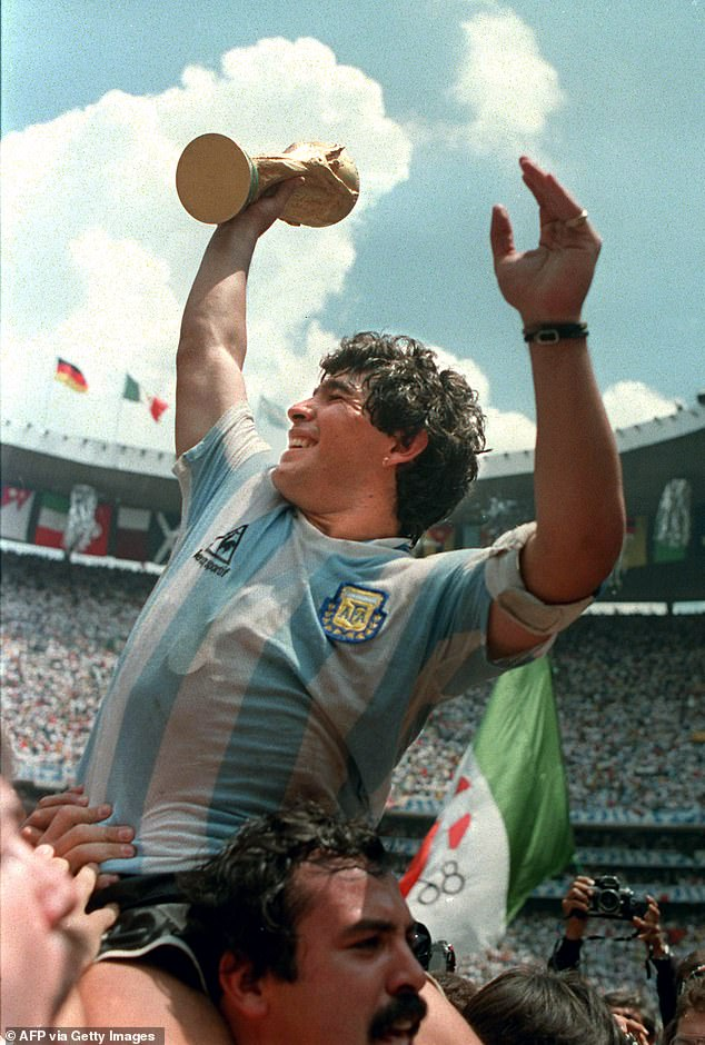Diego Maradona, one of the all-time ultimate legends of football, has died at the age of 60