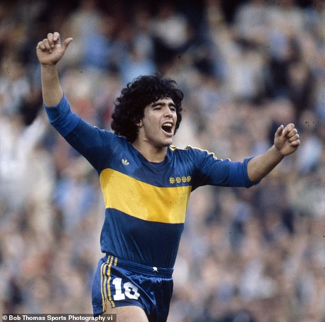 Few footballers have channelled anger into genius as successfully as Maradona did