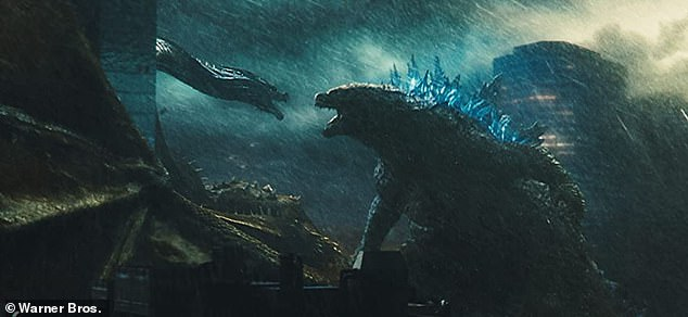 King of Monsters:While 2018's Godzilla: King of Monsters dipped significantly at the domestic box office ($110.5 million), China's $135.5 million represented nearly half of the $276.1 million foreign haul