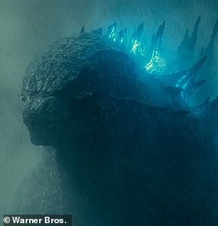 Monster mash: Godzilla vs. Kong will pit both epic monsters against each other, with Kyle Chandler and Millie Bobby Brown returning as father and daughter Mark and Madison Russell from Godzilla: King of Monsters