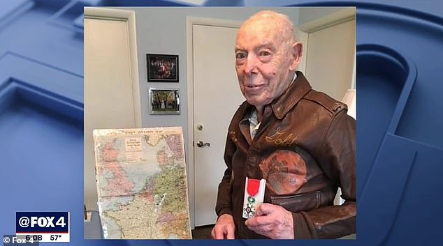 Ralph Goldsticker contracted COVID-19 at his 99th birthday but is recovering