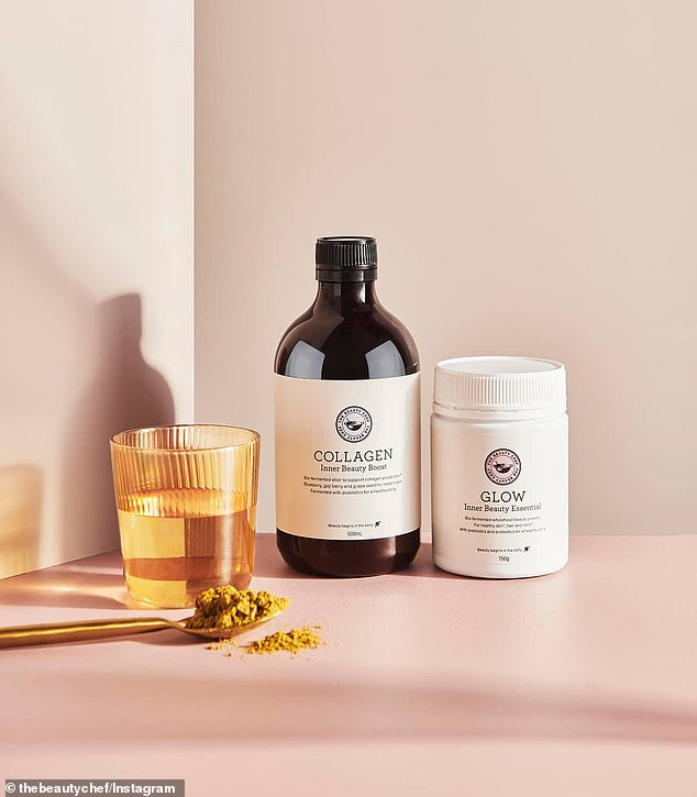 The Beauty Chef is offering 20 per cent off everything, plus a complimentary 200mL collagen inner beauty boost when you spend $200 or more, while stocks last