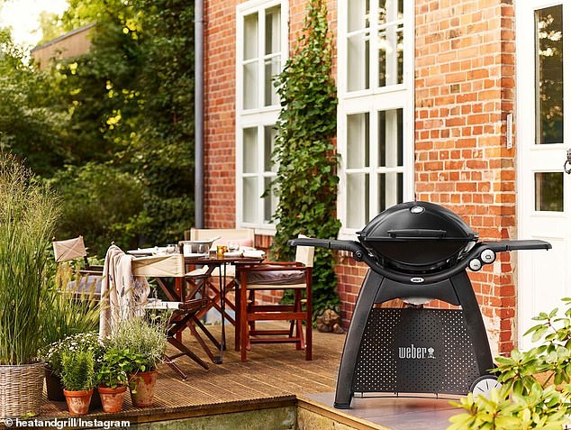 The Good Guys has unleashed huge discounts - including 10 per cent off Weber BBQs