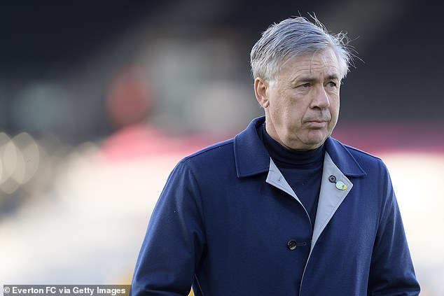 Everton boss Carlo Ancelotti has worked hard at restructuring the Goodison Park midfield