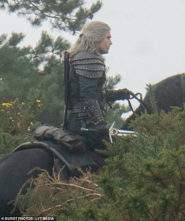 Great news: In August fans were left delighted after The Witcher resumed production for its second series after production was halted back in March due to the coronavirus pandemic