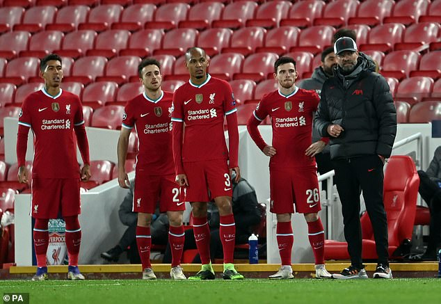 Klopp now has to prepare his side for Saturday's early kick-off away against Brighton