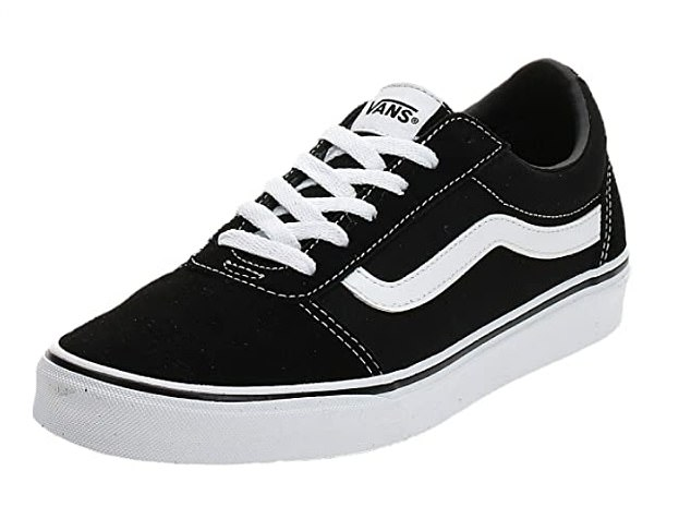 The Vans Ward Women's Low-Top Sneakers are 45 per cent off on Amazon - that just £30.10 a pair