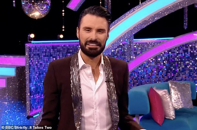 'I forget Nicola and Katya are a same sex couple': Rylan Clark-Neal credits Katya Jones and Nicola Adams for 'normalising' Strictly same sex couples and predicts it will happen every year