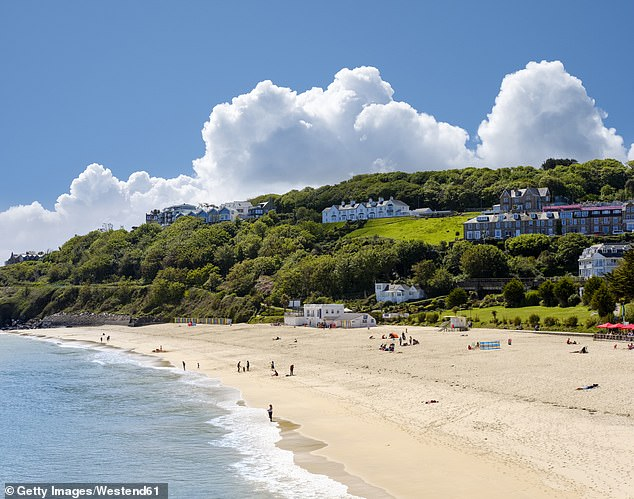 Cornwall residents today pleaded with people living in the rest of the country to stay away after the county was the only part of the mainland UK to be put in the loosest band of coronavirus restrictions