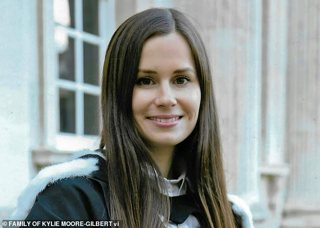 Kylie Moore-Gilbert (pictured above) spent more than two years behind bars in Iran after she was imprisoned on espionage offences