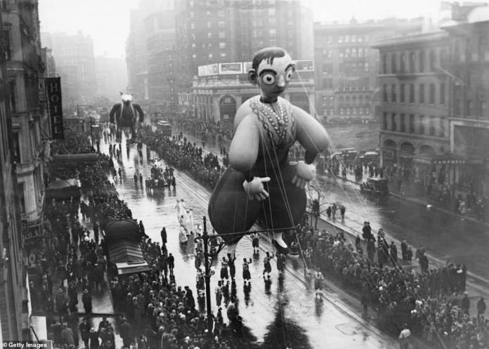 In 1934, comedian, singer, actor and TV star Eddie Cantor became the only living person to have a balloon of his likeness in the parade. He was nicknamed 'banjo eyes' because his large round eyes resembled the drum of a banjo. Now for the second time ever in the parade's history, a balloon will be fashioned after Ryan Kaji of the children's Youtube show, 'Ryan's World'