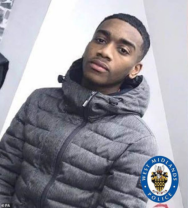 The victim, 19-year old Abdul Xasan, pictured, was shot dead on March 13, 2020