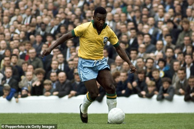 Maradona just fails to knock Brazil legend Pele off the No 1 spot of the all-time greats
