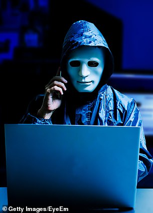 United are being held to ransom by the cyber attackers for millions of pounds