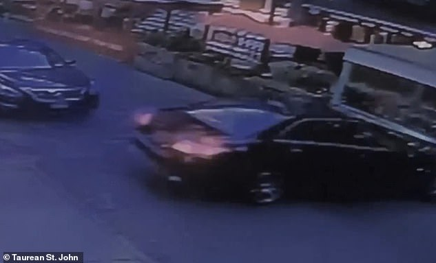Police said the 61-year-old was pulling his black Mercedes out of the Enterprise rental garage on Thompson St. and W. Third St in Greenwich Village around 4:30 p.m. when he lost control