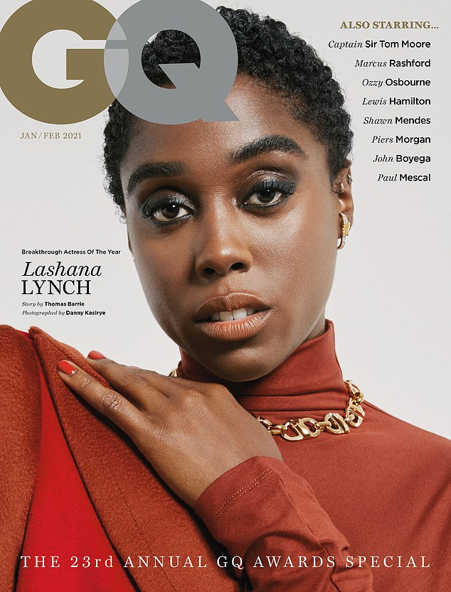 Read all about it: All of the GQ Men Of The Year Awards 2020 winners have been interviewed and filmed by the publication
