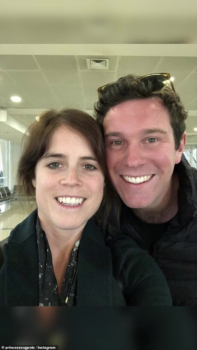 Mother-to-be Princess Eugenie and Jack Brooksbank would be unable to bubble with the Queen and spend time over the festive period with Eugenie's parents and sister, as well as Jack's parents