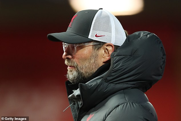 Jurgen Klopp's side will look to book their place in the knock out rounds early next month