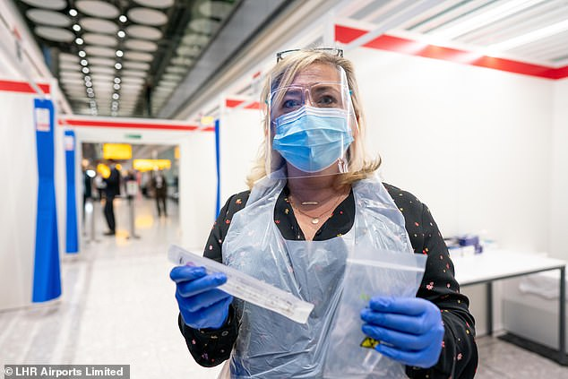 From December 9, Virgin Atlantic customers flying to Barbados or onwards to Antigua and Grenada on selected flights will receive 'a free, rapid, point-of-care, pre-departure antigen test at London Heathrow Airport'